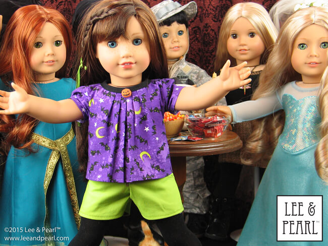 Join Lee & Pearl for Halloween costume patterns and FREE crafts and tutorials!