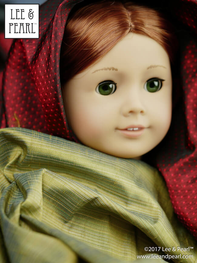 Make heirloom-quality doll gifts this holiday season. Mark your calendars: the once-in-a-lifetime SILK KIT SALE in the Lee & Pearl Etsy shop will launch next Tuesday, September 19, 2017 at 12 noon EST. Don't miss it! https://www.etsy.com/shop/leeandpearl