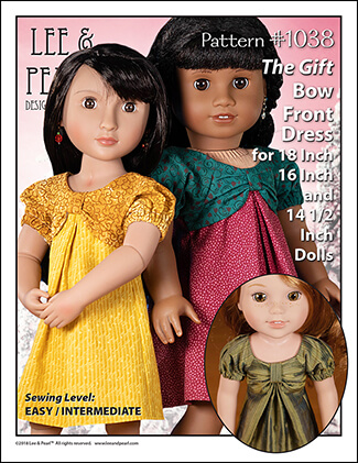"""image about 18 Inch Doll Patterns Free Printable titled Totally free 18 Inch Doll Practices and Crafts towards Lee Pearlâ""""¢"""